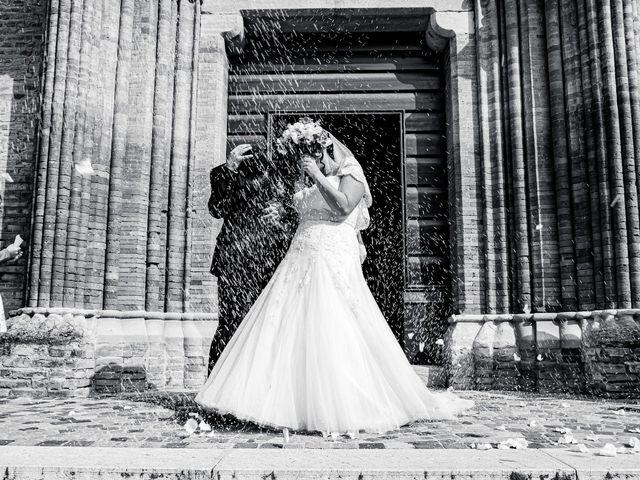 Il matrimonio di Nicola e Ilaria a Verucchio, Rimini 80