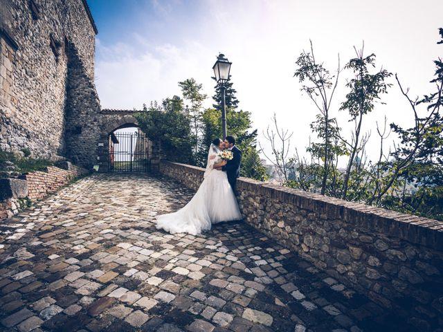 Il matrimonio di Nicola e Ilaria a Verucchio, Rimini 83
