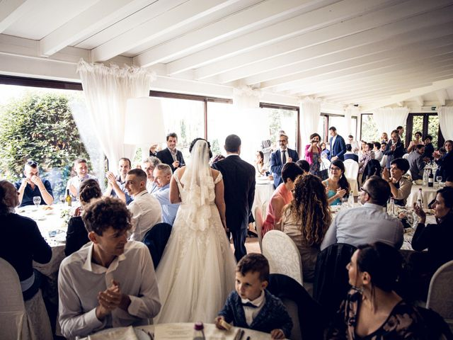 Il matrimonio di Nicola e Ilaria a Verucchio, Rimini 85