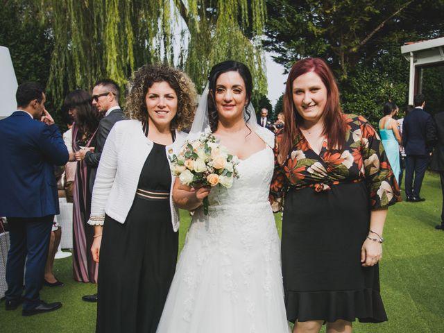 Il matrimonio di Nicola e Ilaria a Verucchio, Rimini 93