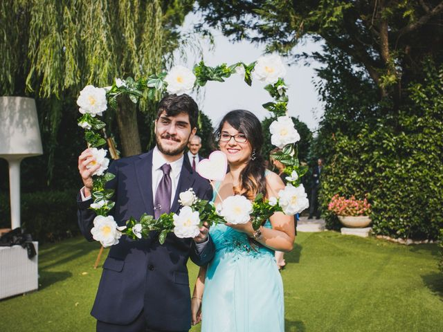 Il matrimonio di Nicola e Ilaria a Verucchio, Rimini 94