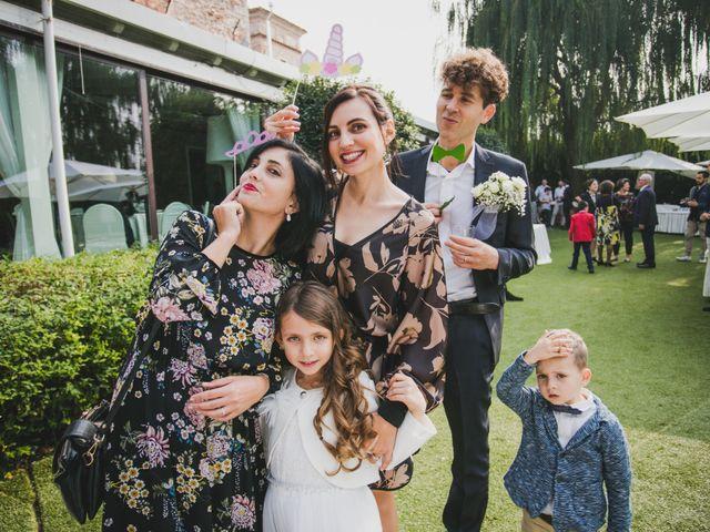 Il matrimonio di Nicola e Ilaria a Verucchio, Rimini 95