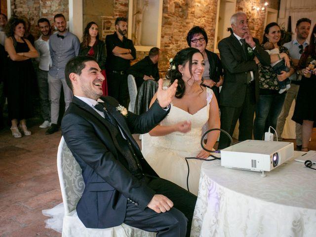 Il matrimonio di Nicola e Ilaria a Verucchio, Rimini 97