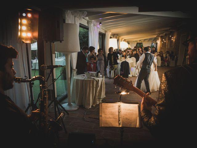 Il matrimonio di Nicola e Ilaria a Verucchio, Rimini 101
