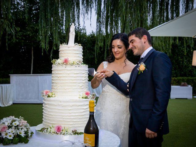 Il matrimonio di Nicola e Ilaria a Verucchio, Rimini 102
