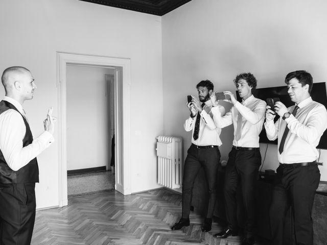 Il matrimonio di Andrea e Federica a San Sebastiano da Po, Torino 6