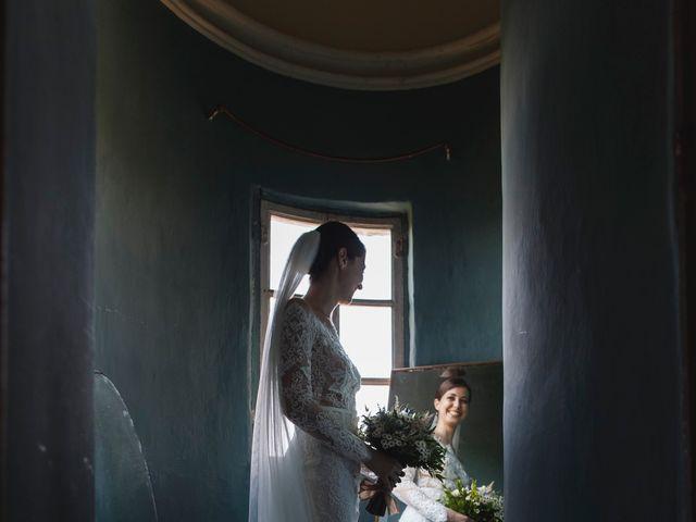 Il matrimonio di Andrea e Federica a San Sebastiano da Po, Torino 19