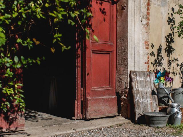 Il matrimonio di Andrea e Federica a San Sebastiano da Po, Torino 21