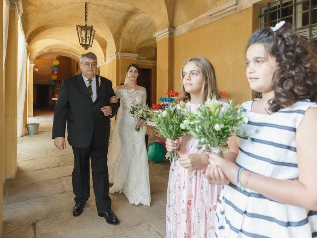 Il matrimonio di Andrea e Federica a San Sebastiano da Po, Torino 29