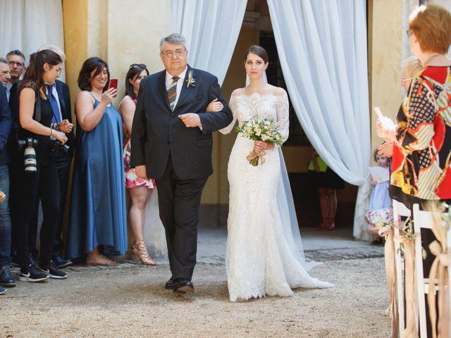 Il matrimonio di Andrea e Federica a San Sebastiano da Po, Torino 30