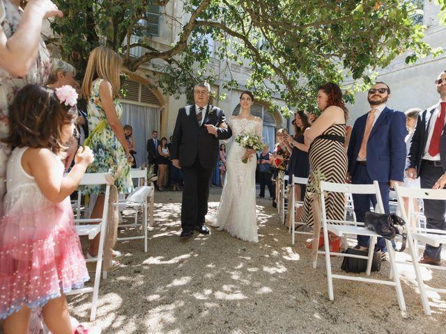 Il matrimonio di Andrea e Federica a San Sebastiano da Po, Torino 31