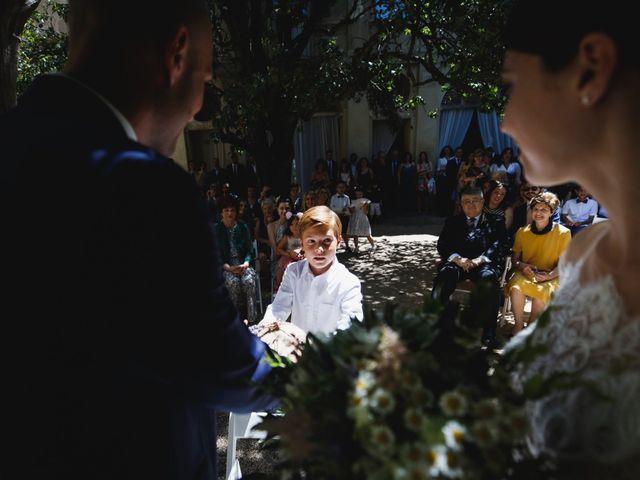 Il matrimonio di Andrea e Federica a San Sebastiano da Po, Torino 34