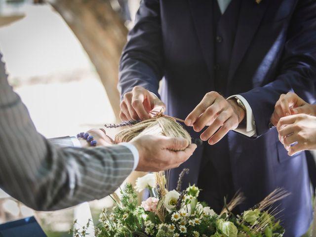 Il matrimonio di Andrea e Federica a San Sebastiano da Po, Torino 35