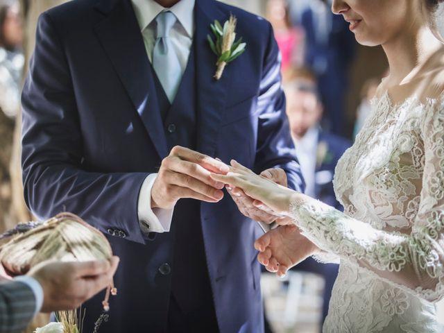 Il matrimonio di Andrea e Federica a San Sebastiano da Po, Torino 36