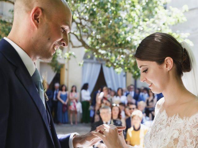 Il matrimonio di Andrea e Federica a San Sebastiano da Po, Torino 37