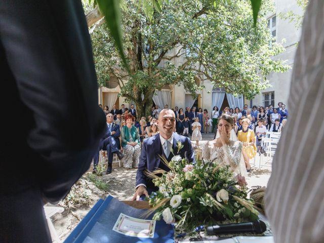 Il matrimonio di Andrea e Federica a San Sebastiano da Po, Torino 39