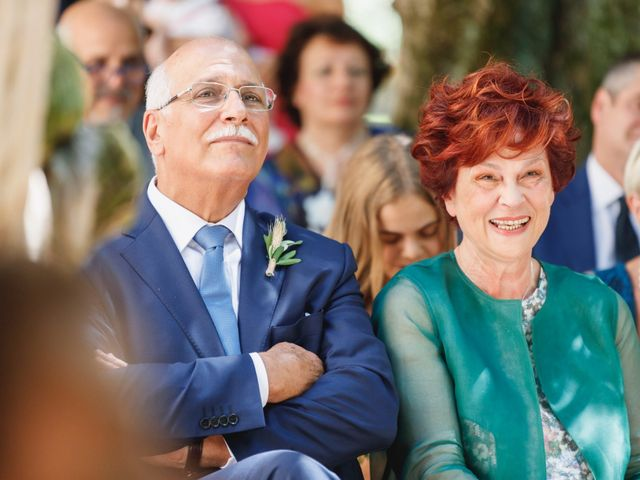 Il matrimonio di Andrea e Federica a San Sebastiano da Po, Torino 40