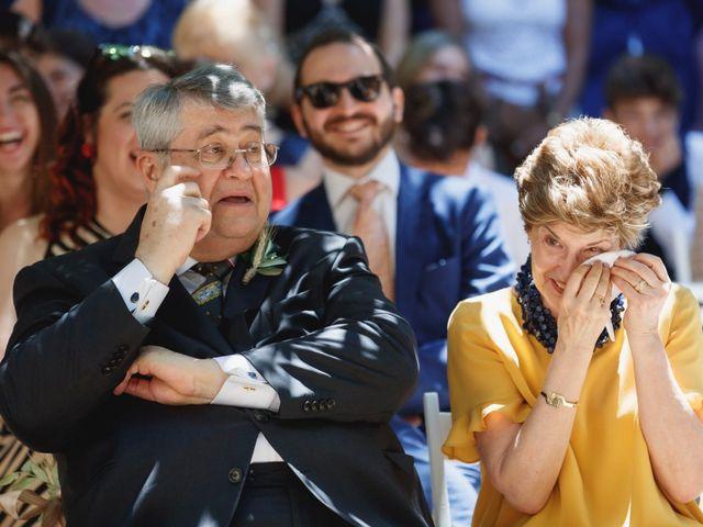 Il matrimonio di Andrea e Federica a San Sebastiano da Po, Torino 41