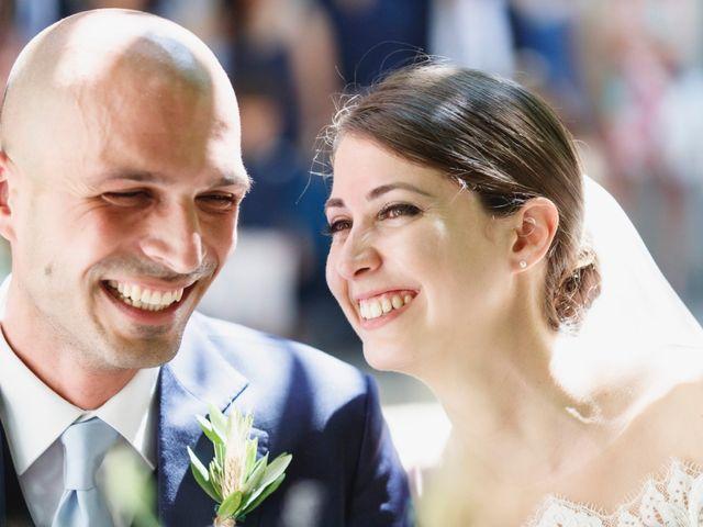 Il matrimonio di Andrea e Federica a San Sebastiano da Po, Torino 43