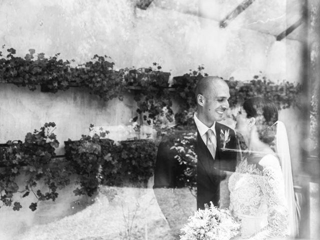 Il matrimonio di Andrea e Federica a San Sebastiano da Po, Torino 1
