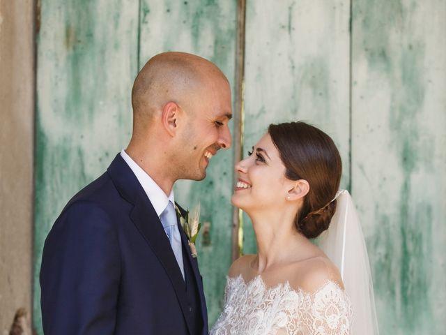 Il matrimonio di Andrea e Federica a San Sebastiano da Po, Torino 54