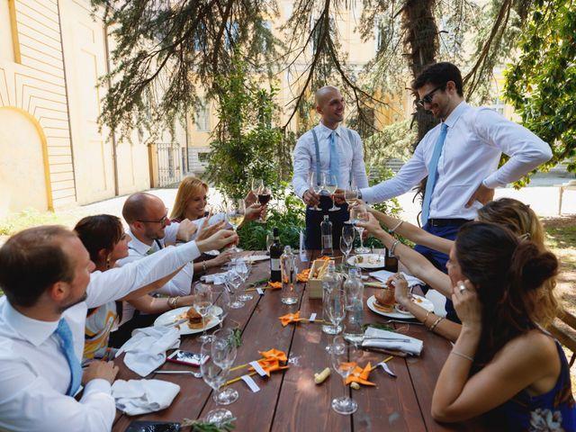 Il matrimonio di Andrea e Federica a San Sebastiano da Po, Torino 62