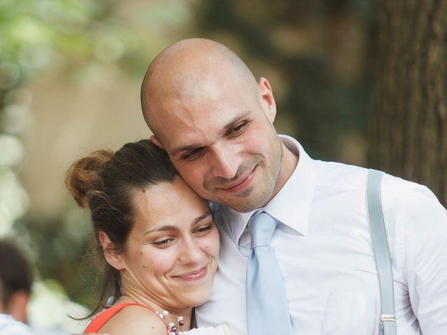 Il matrimonio di Andrea e Federica a San Sebastiano da Po, Torino 63