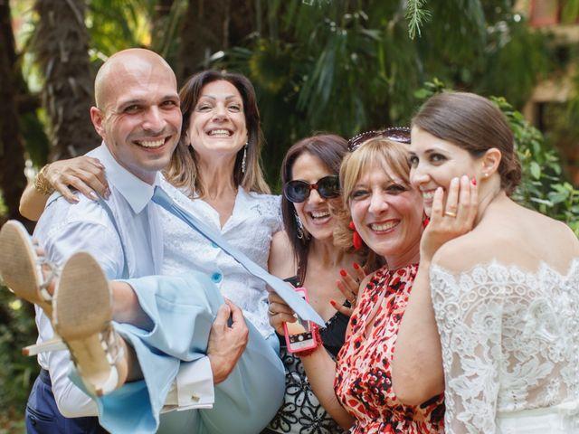 Il matrimonio di Andrea e Federica a San Sebastiano da Po, Torino 65