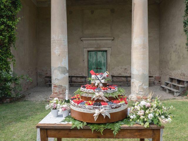 Il matrimonio di Andrea e Federica a San Sebastiano da Po, Torino 70