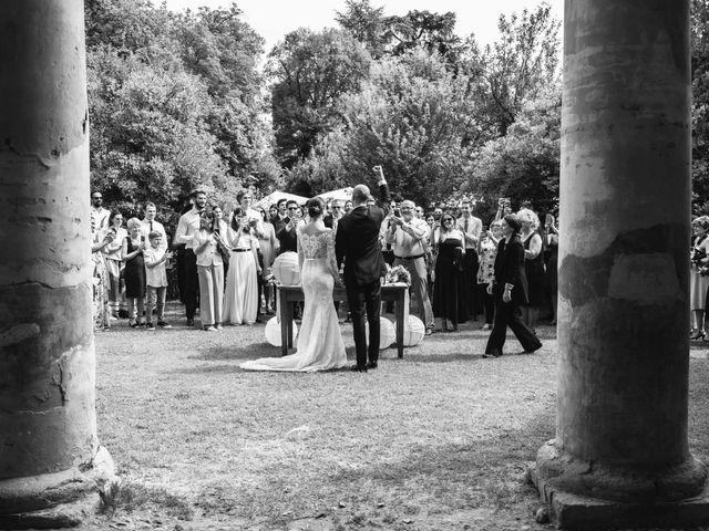 Il matrimonio di Andrea e Federica a San Sebastiano da Po, Torino 71