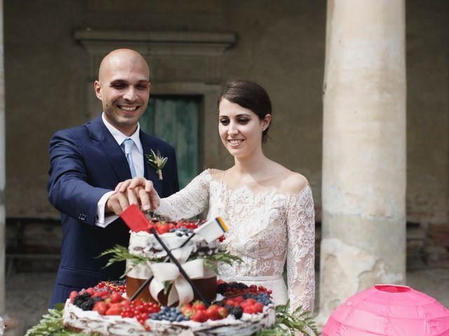 Il matrimonio di Andrea e Federica a San Sebastiano da Po, Torino 72