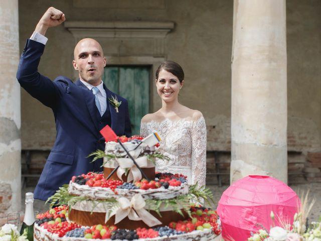 Il matrimonio di Andrea e Federica a San Sebastiano da Po, Torino 73
