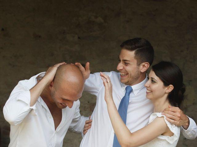 Il matrimonio di Andrea e Federica a San Sebastiano da Po, Torino 82