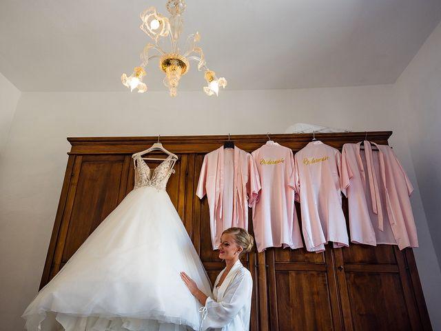 Il matrimonio di Daniele e Sara a Bibbona, Livorno 6