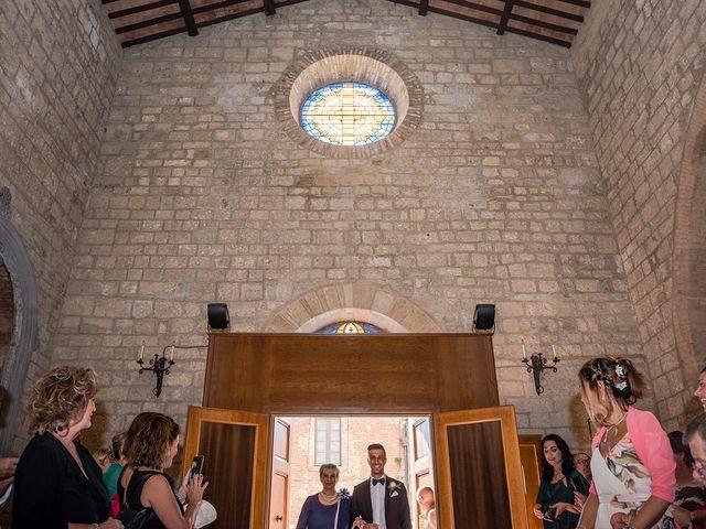 Il matrimonio di Daniele e Sara a Guardistallo, Pisa 10