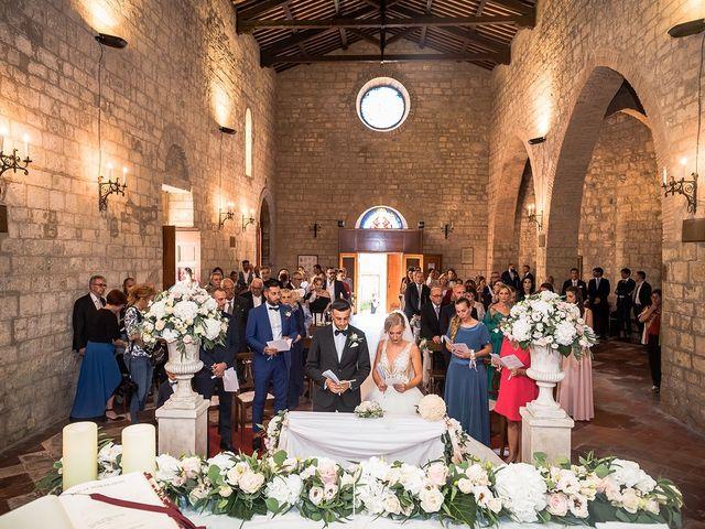 Il matrimonio di Daniele e Sara a Guardistallo, Pisa 13