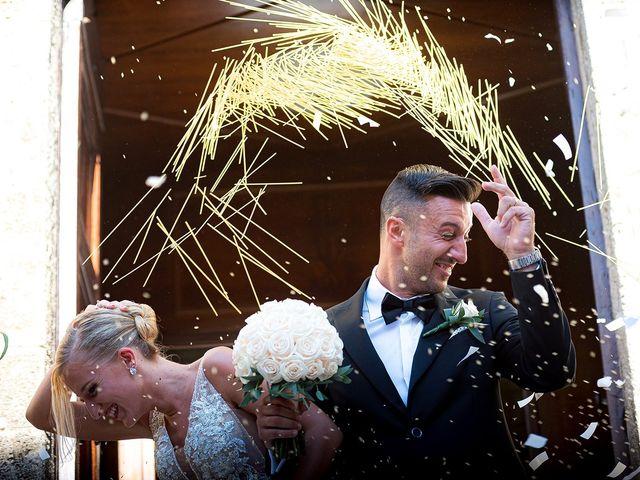 Il matrimonio di Daniele e Sara a Guardistallo, Pisa 18