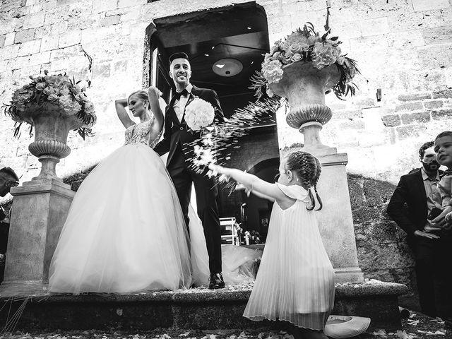Il matrimonio di Daniele e Sara a Guardistallo, Pisa 19