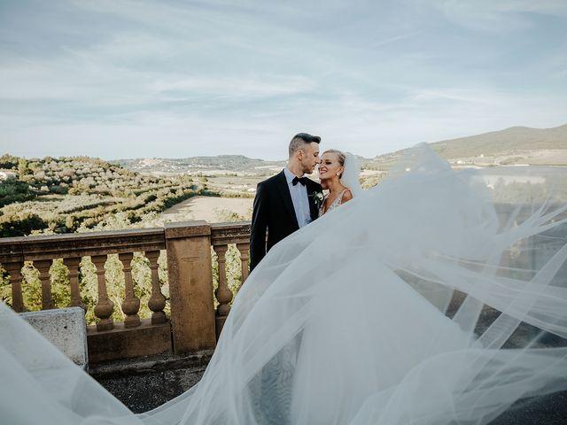 Il matrimonio di Daniele e Sara a Bibbona, Livorno 1