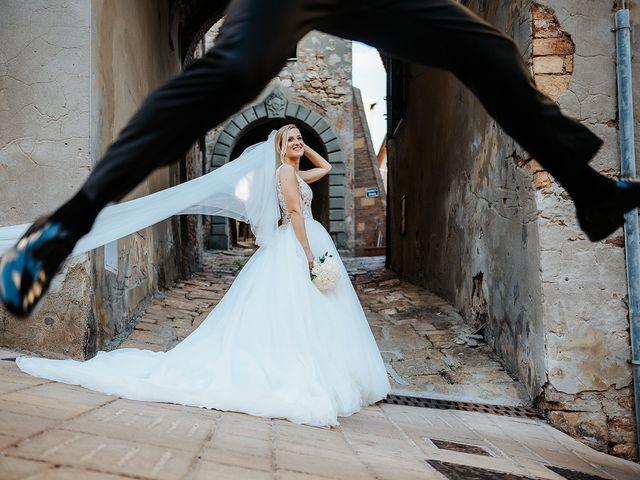 Il matrimonio di Daniele e Sara a Guardistallo, Pisa 21