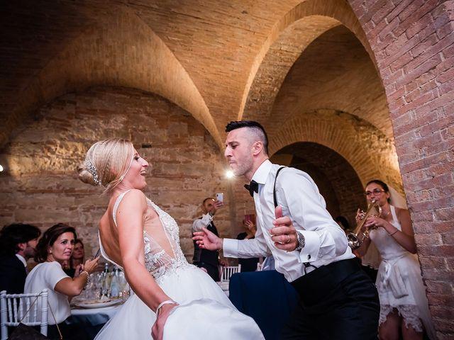 Il matrimonio di Daniele e Sara a Guardistallo, Pisa 25