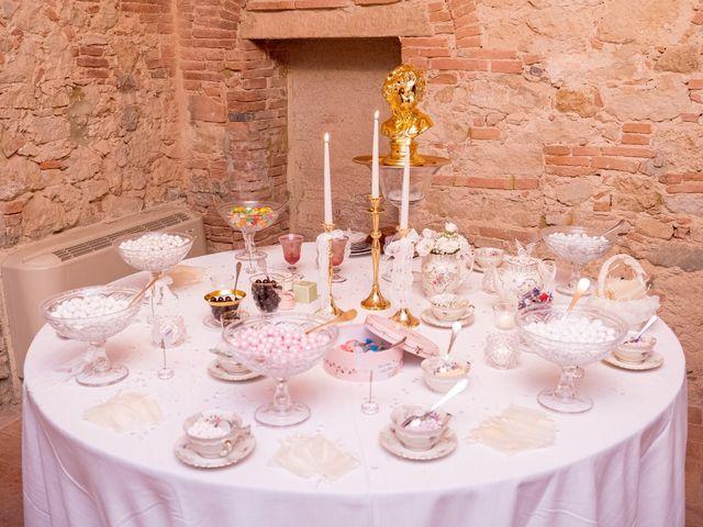 Il matrimonio di Daniele e Sara a Guardistallo, Pisa 29