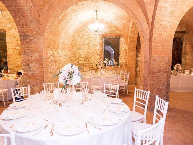 Il matrimonio di Daniele e Sara a Guardistallo, Pisa 30