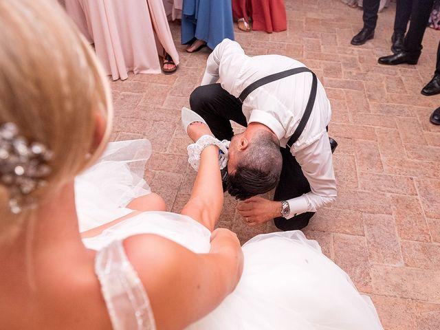 Il matrimonio di Daniele e Sara a Guardistallo, Pisa 33
