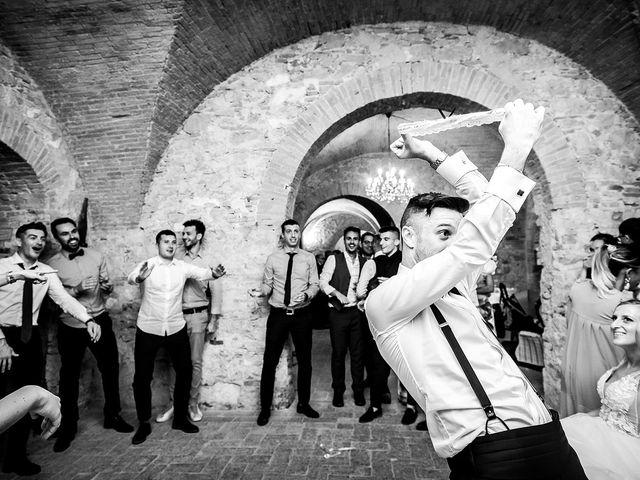 Il matrimonio di Daniele e Sara a Guardistallo, Pisa 34