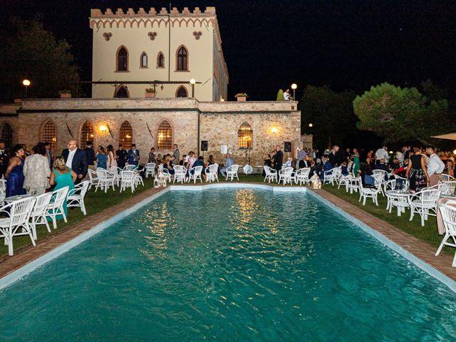 Il matrimonio di Daniele e Sara a Guardistallo, Pisa 35