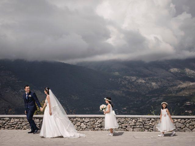 Le nozze di Pamela e Emanuele