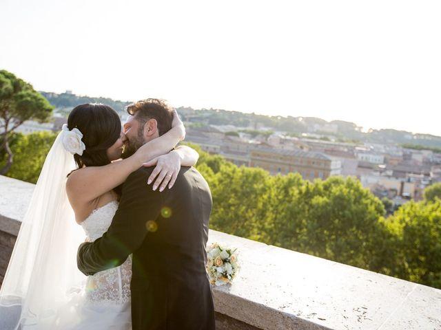 Il matrimonio di Valentina e Maurizio a Marino, Roma 6