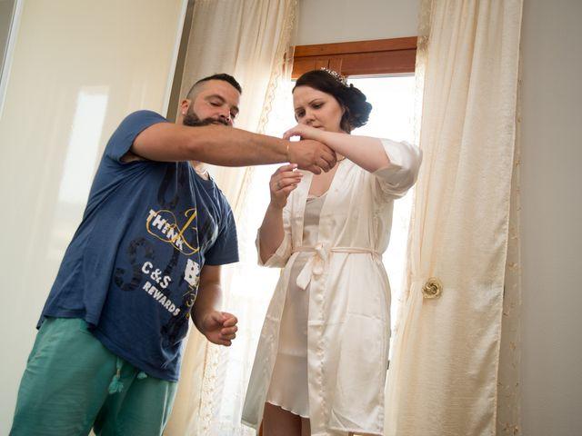 Il matrimonio di Luca e Francesca a Settimo San Pietro, Cagliari 24