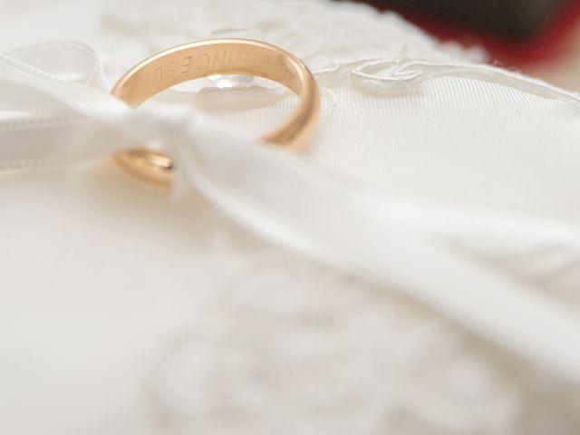 Il matrimonio di Luca e Francesca a Settimo San Pietro, Cagliari 25